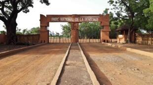 Le parc Pendjari où deux touristes français ont été enlevés le 1er leur guide tué le 1er mai dernier.