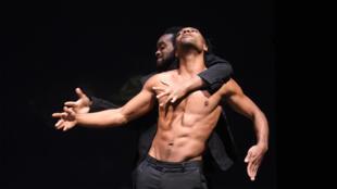 La pièce «Samo, a tribute to Basquiat», de Koffi Kwahulé, mise en scène par Laetitia Guédon.