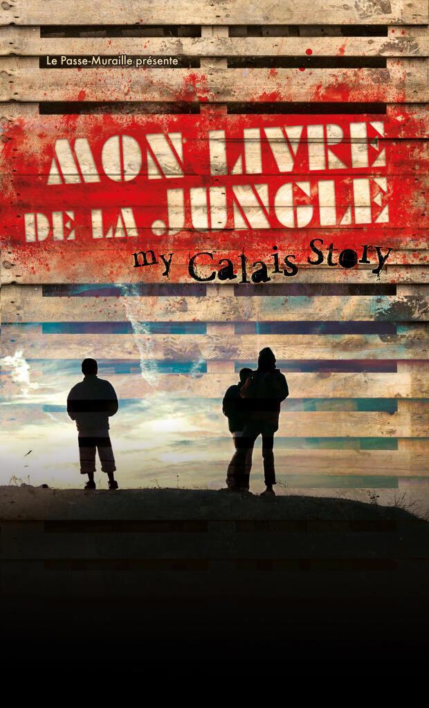Affiche «Mon livre de la jungle».