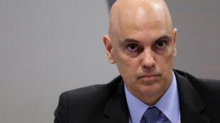 Alexandre de Moraes prometeu imparcialidade após assumir cargo no STF