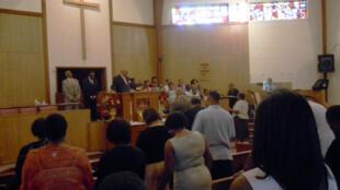 Chaque année, les organisations religieuses américaines lèvent plusieurs centaines de millions de dollars pour l'Afrique.