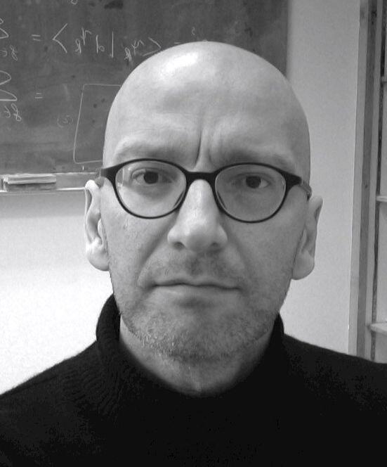 Физик Давид Карпентье