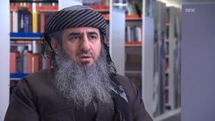 mollah Krekar واعظ کرد عراقی ساکن نروژ