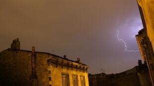 Bordeaux, sud-ouest de la France, le 26 juillet 2013.