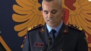 آردی ولیو، رئیس پلیس آلبانی