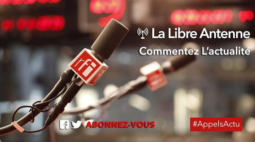 Libre Antenne Appels l'Actualité