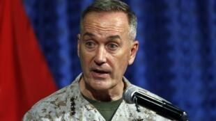 ژنرال ژوزف دانفورد، رییس ستاد مشترک ارتش آمریکا
