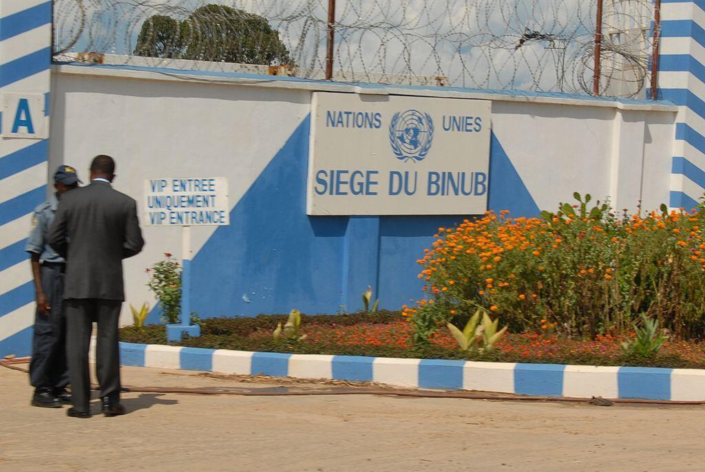 Le Bureau des Nations unies à Bujumbura