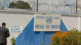Le Bureau des Nations unies à Bujumbura