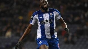 Moussa Marega, avançado do FC Porto