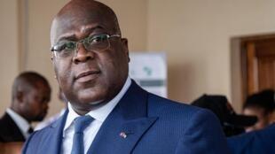 Félix Tshisékédi shugaban Jamhuriyar Dimokaradiyyar Congo.