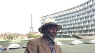 Realizador angolano Dom Pedro