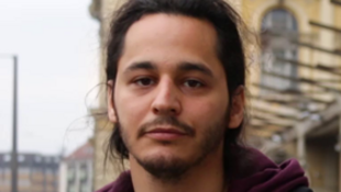 Balint Misetic, étudiant à l'Université d'Europe Centrale. / Capture d'écran du webdoc l'Europe et moi.