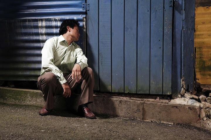 """Cena do filme """"Polvo"""", do guatemalteca Julio Hernández Cordón, que ganhou o prêmio do melhor longa neste 23 de março de 2013."""
