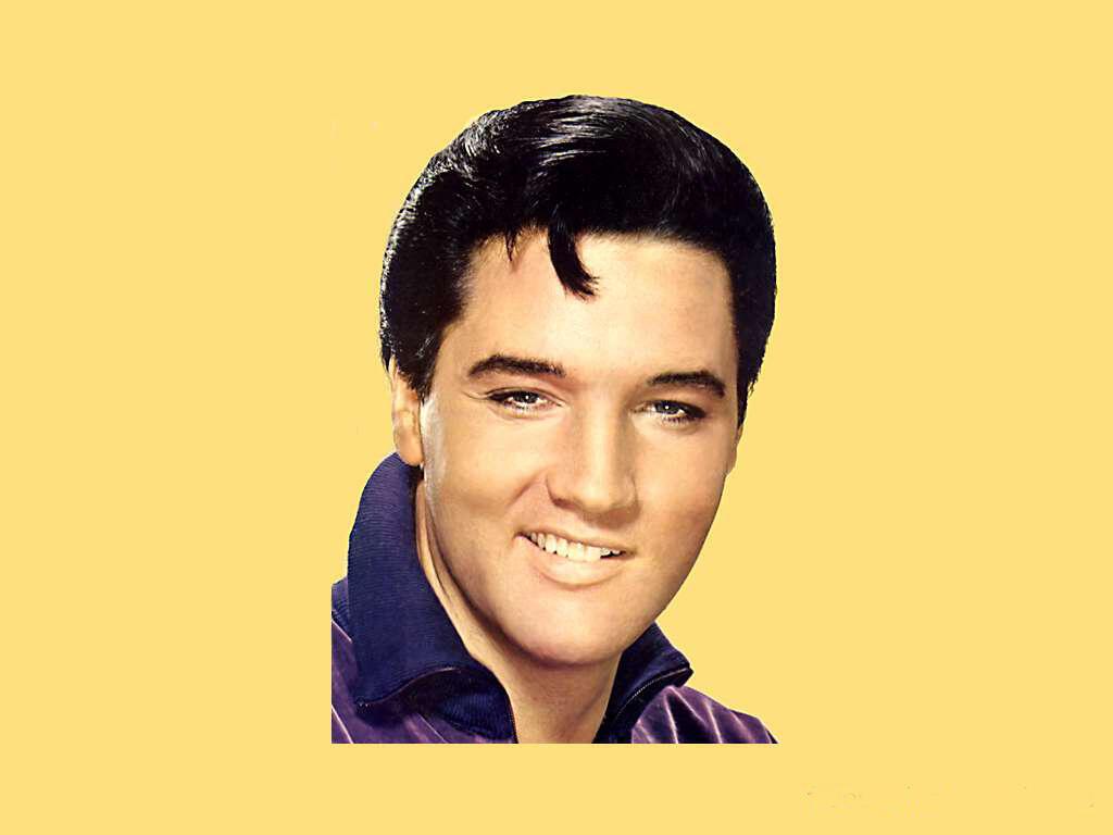 Elvis Presley sinh ngày 08/01/1935 - mất ngày 16/08/1977 (DR)