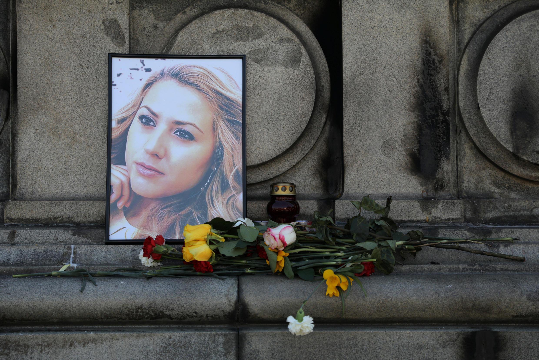 O assassinato da jornalista Viktoria Marinova comoveu a União Europeia.