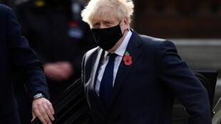 le Premier ministre britannique Boris Johnson a annoncé lundi dans ses grandes lignes son plan de sortie de confinement en Angleterre