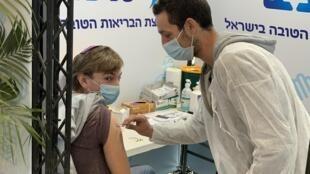 Israël - vaccination - covid