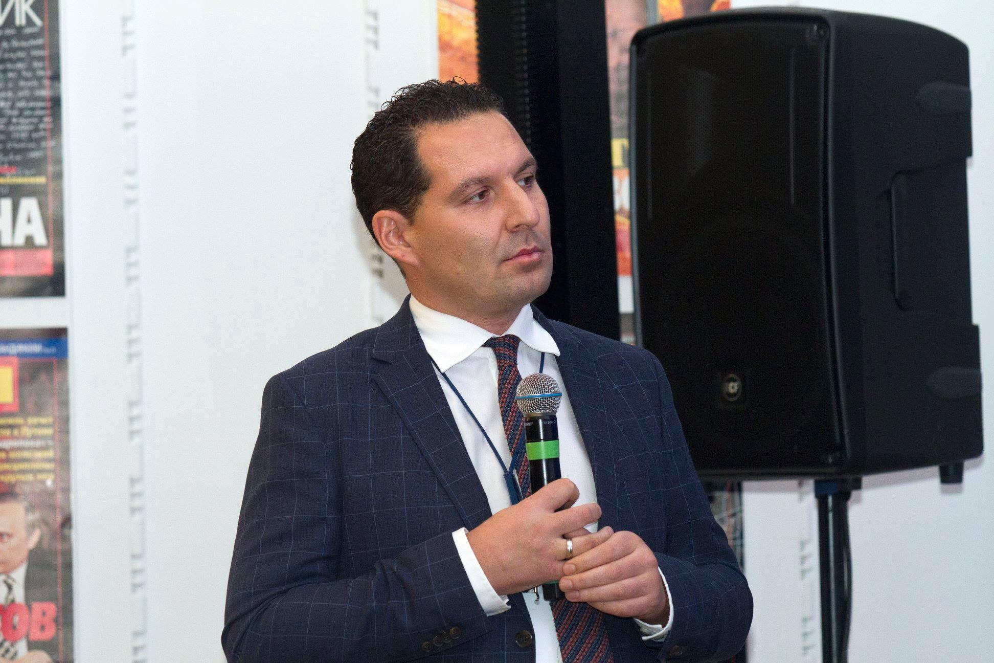 Иван Тютрин, один из основателей форума