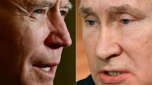 US President Joe Biden raised numerous worries about Russia in a phone call with President Vladimir Putin