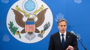 US Secretary of State Antony Blinken has said Washington wants to 'avoid a militarisation' of the Arctic