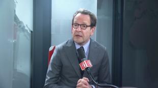 Gilles Le Gendre sur RFI.