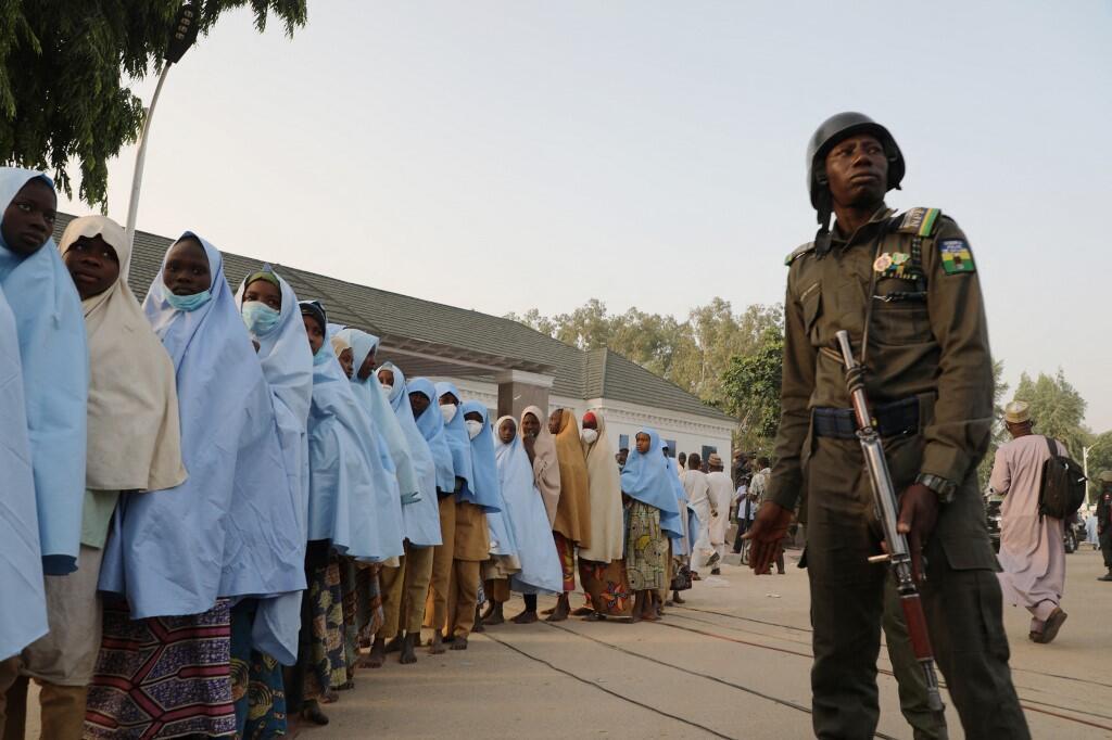 Nigeria girls released