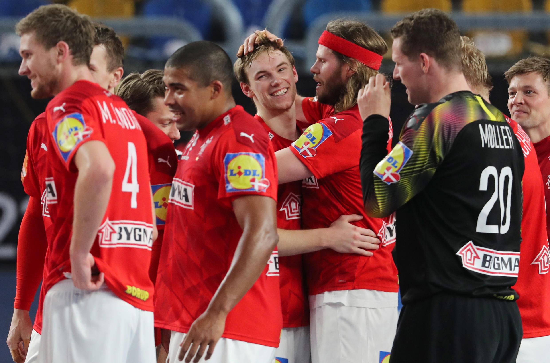 PHOTO Danemark handball champion du monde 2021