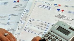 French tax forms