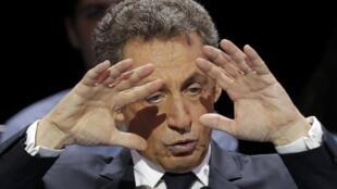 Экс-президент Николя Саркози