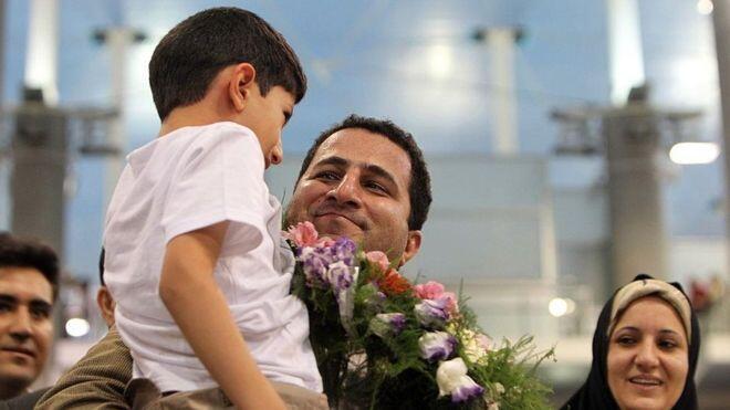 Иранский физик-ядерщик Шахрам Амири