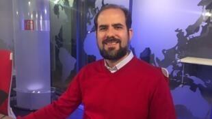 Rodrigo Camargo, assessor da Ancine