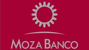 O logotipo do Moza Banco