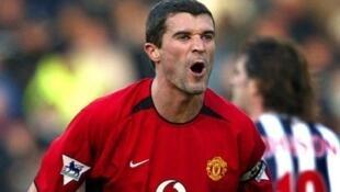 Tsohon dan wasan Manchester United Roy Keane.