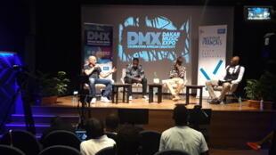 DMX Dakar Music Expo - musique - Sénégal - conférence digitalisation