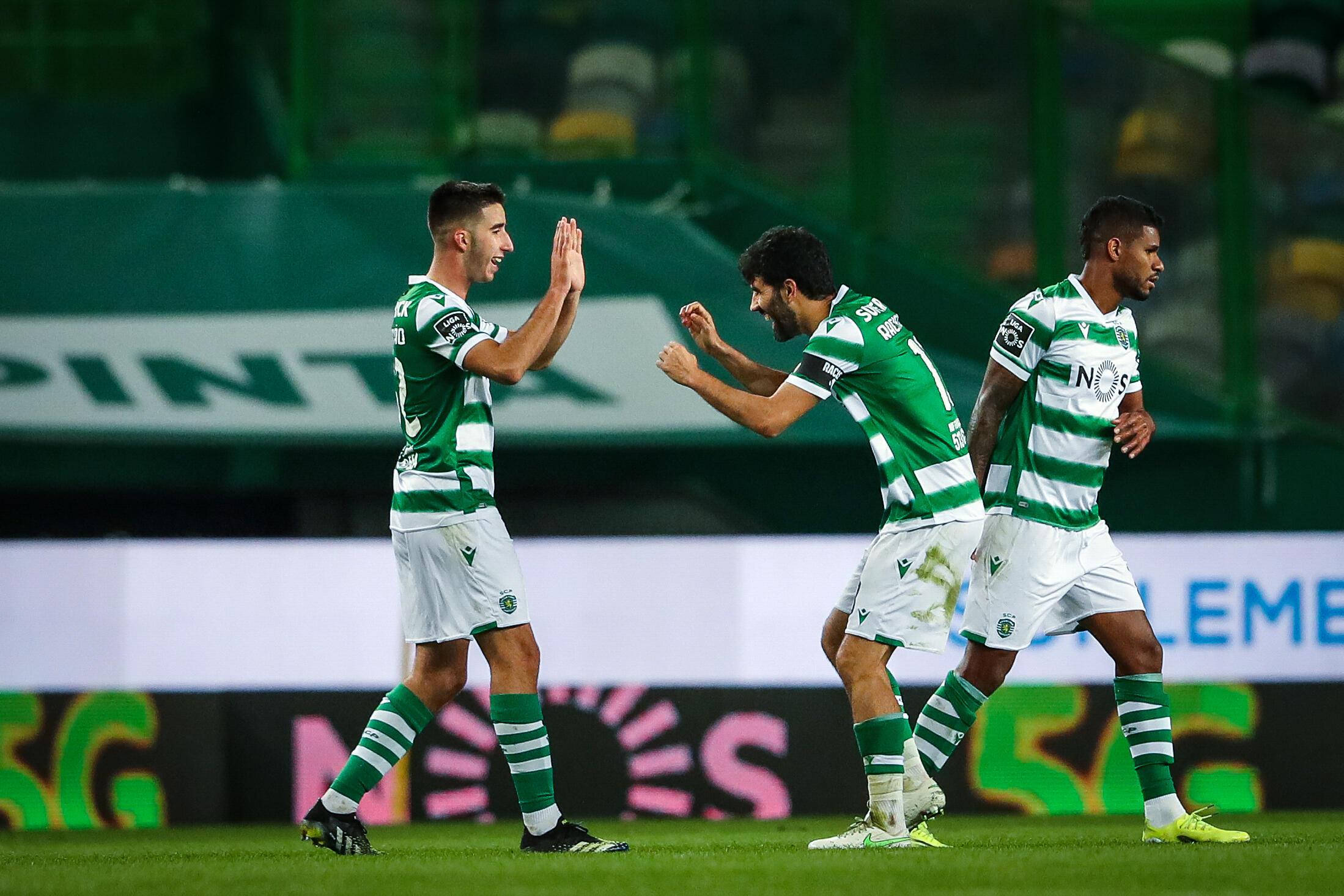 Gonçalo Inácio - Sporting CP - Liga Portuguesa - Futebol - Desporto - Football - Sporting Clube de Portugal