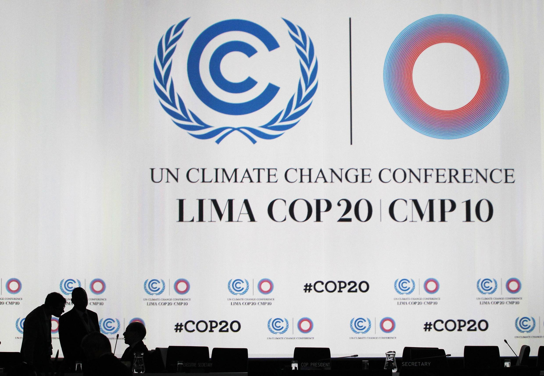 Décembre 2014: Conférence internationale sur le climat au Pérou