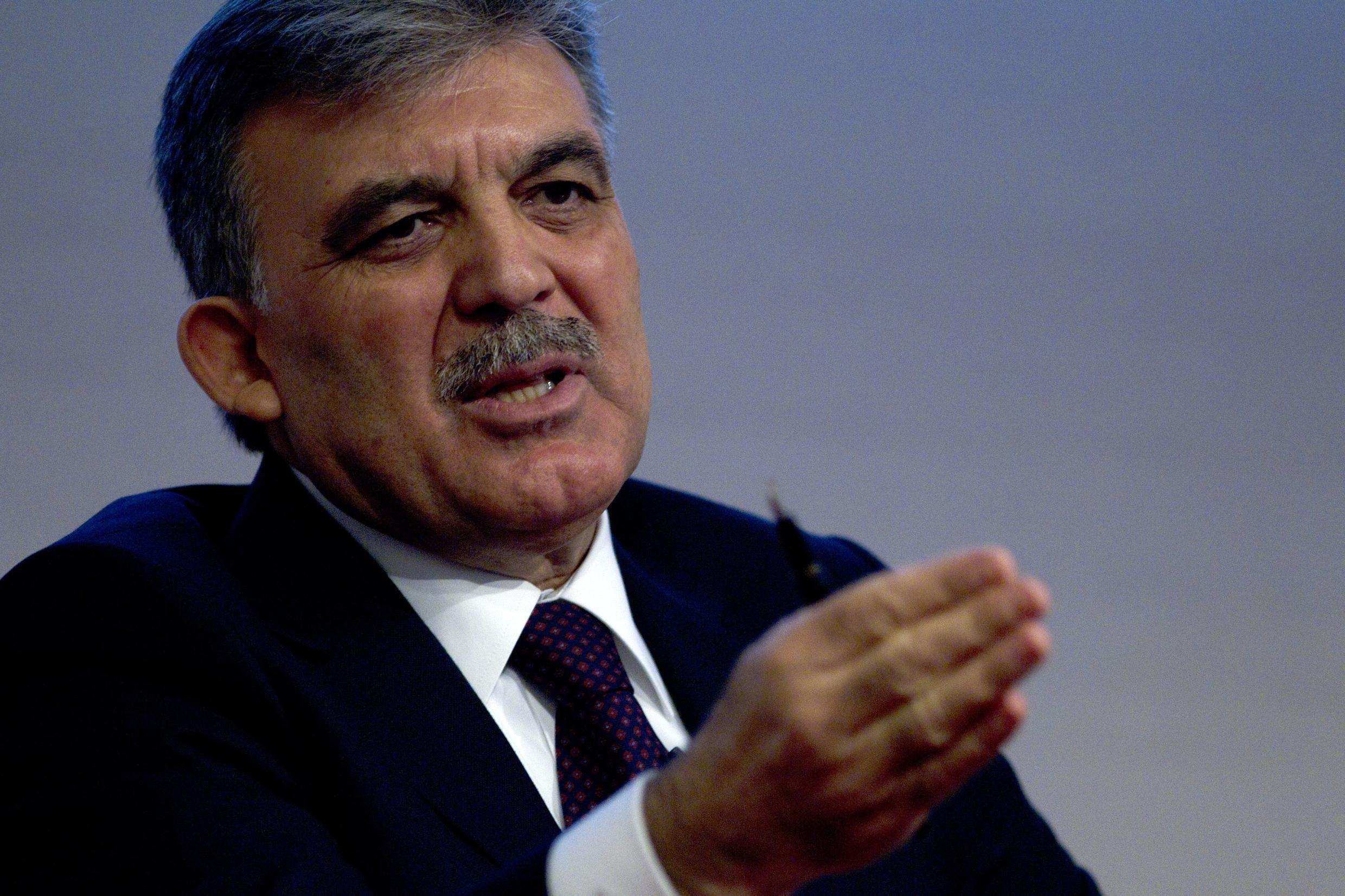 From comrade to rival - outgoing Turkish president Abdullah Gül