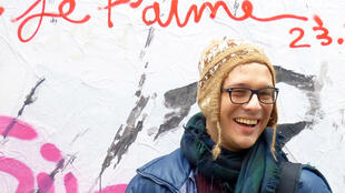 智利留學生路易斯。