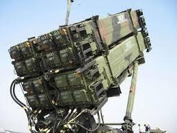 图为台湾部署的爱国者3型导弹系统