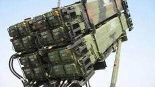 圖為台灣部署的愛國者3型導彈系統