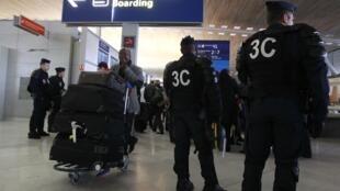 Paris Charles de Gaulle airport