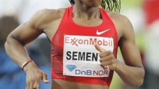 Caster Semenya, atleta sul-africana