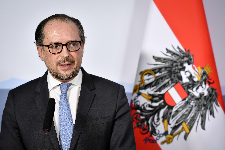 En Autriche, Alexander Schallenberg a été officiellement investi chancelier ce 11 octobre 2021.