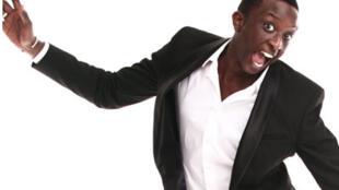 L'humoriste Ahmed Sylla présente son spectacle «Avec un grand A» au Petit Palais des Glaces