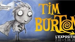 在伯頓回顧展期間,巴黎電影資料館放映蒂姆 伯頓的全部電影。