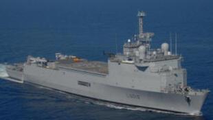 Siroco, navio de guerra francês