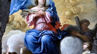 El 15 de agosto los católicos celebran la asunción de la Virgen.