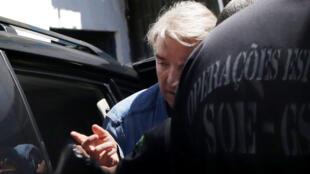 Ao desembarcar no Brasil, Eike Batista foi levado para a prisão Ary Franco, no Rio de Janeiro