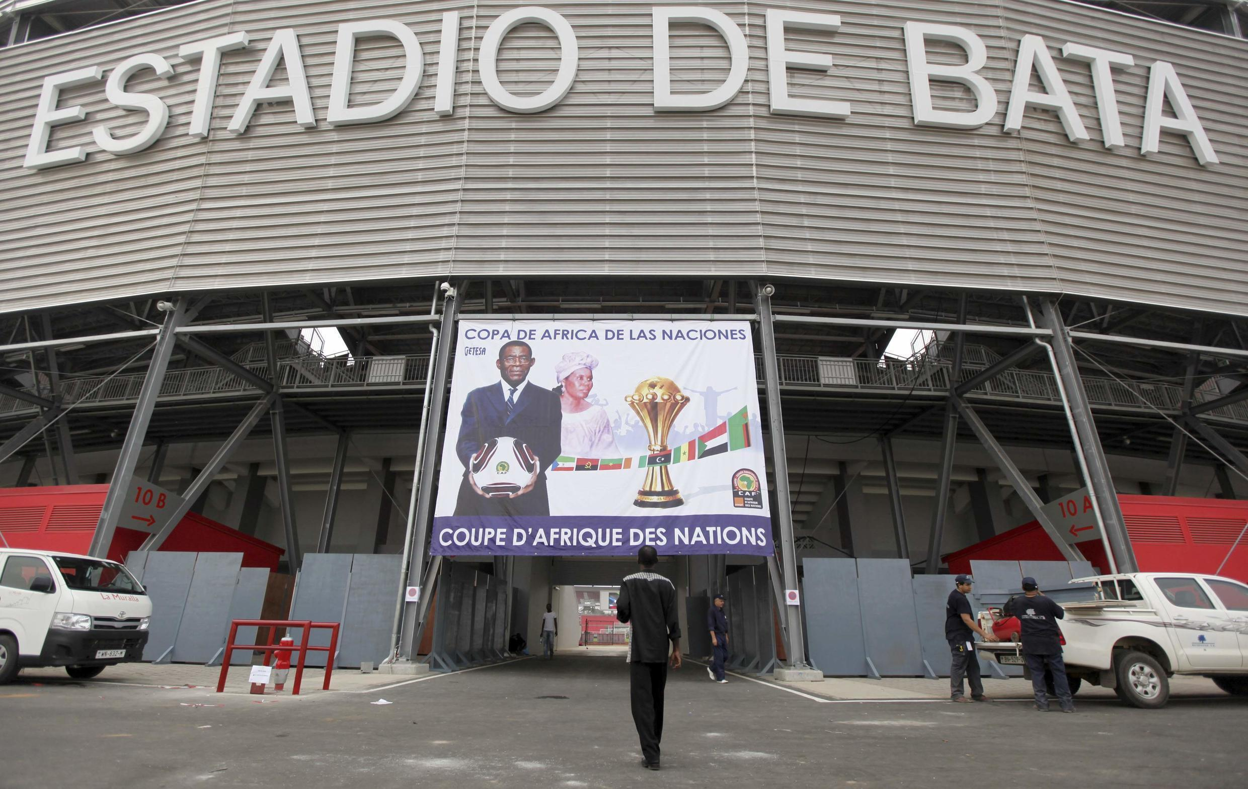 The Estadio de Bata (Bata Stadium) will host the opening ceremony for the African Nations Cup on 21 January, 2012